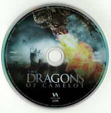 The Dragons Of Camelot (DVD disc) James Nitti, Mark Griffin