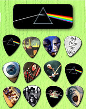 PINK FLOYD -- Guitar Pick Tin includes 12 Guitar Picks *Limited Ed*