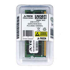 Atech 2GB SODIMM DDR3 Laptop PC3-8500 8500 1066MHz 1066 204-pin Ram Memory