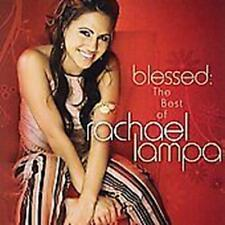 CD Rachael Lampa BLESSED THE BEST OF  christ Pop Worship NEU & OVP 17 Titel