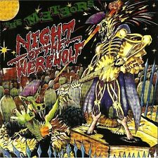 The Meteors ‎– Night Of The Werewolf, CD, Rock