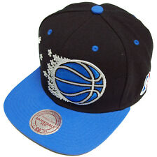 Mitchell & Ness 2 Tone Orlando Magic Snapback Cap EU064 Baseball Cap Men New