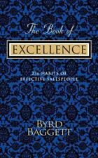 The Book of Excellence by Byrd Baggett Hardback