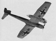 BLOHM und VOSS BV 141 B, Verbindungsflugzeug. Bauplan. M. Hepperle