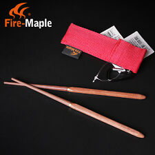 Fire Maple Outdoor Camping Cutlery Folding Portable Red Sandalwood Chopsticks
