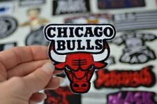 CHICAGO BULLS Basketball Bull Team Sport Ball Patch Iron On Clothing Patches