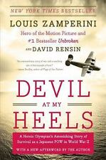 Devil at My Heels by David Rensin and Louis Zamperini (2011, Paperback)