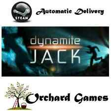 Dynamite Jack: PC MAC lnux: (vapore / Digital Download) consegna automatica