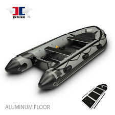 "14'0"" (430-PT)INMAR Patrol Inflatable Boat - Dive/Fish/Scuba - Aluminum floor"