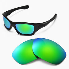 New Walleva Emeraldine Polarized Lenses For Oakley Pit bull