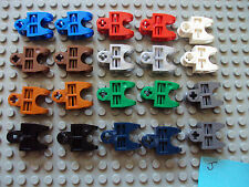 Lego ~ Technic/Mindstorm/Bionicle Mixed Bulk Lot Of Ball Socket Connector #bngym