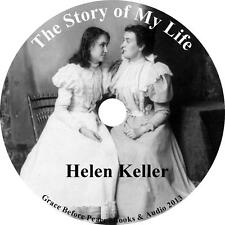 The Story of My Life, a Helen Keller Autobiography on 1 MP3 CD Free Shipping