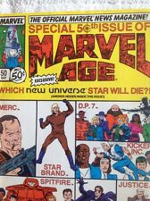 Marvel Age Special 50th Issue vol.1 # 50 ( May 1987 )