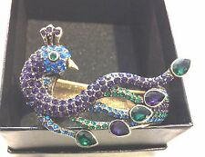 "Heidi Daus ""A Fabulous Feathered Friend"" Bangle Bracelet"