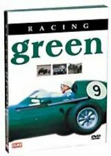 Racing Green (New DVD) Aston Martin BRM Vanwall Jaguar Lotus Cooper Connaught