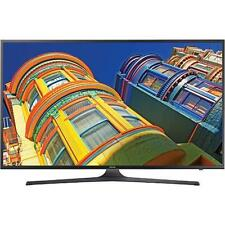 "Samsung UN65KU6290 65"" Class Smart LED 4K UHD TV With Wi-Fi"