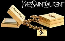 100%AUTHENTIC Ltd Edition YSL COUTURE ELLE Perfum&Lipstick ACCESSORY JEWEL CHARM
