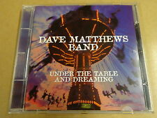CD / DAVE MATTHEWS BAND - UNDER THE TABLE AND DREAMING