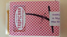 Tropicana Vegas Used Actual Play Playing Cards ** FREE SHIPPING **