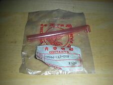 NOS HONDA CR 125 250 RB RC 1981-82 RAD OVER FLOW PIPE 19066-KA3-000 EVO VINTAGE