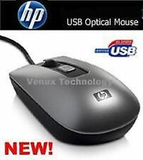 HP Mobile 4 Button 1000dpi *PROGRAMMABLE* Optical USB PC Macbook Laptop Mouse