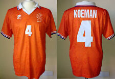 MAGLIA OLANDA KOEMAN LOTTO USA 1994 WC TRIKOT HOLLAND NEDERLAND SHIRT JERSEY