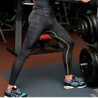 Sports Mens Compression Thermal Base Layer Under Skin Tights Fitness Long Pants