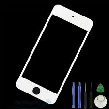 Front Screen Glass Len For iPod Touch 5 5th Gen White Replacement + 6 Free Tools