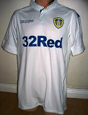 "LEEDS UNITED - HOME SHIRT - 2016-17  -  SMALL  - 38"" CHEST - BRAND NEW"