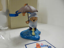 Disney Pooh & Friends Figurine WE'LL SHARE FOREVER WHATEVER THE WEATHER w/box