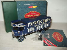 Corgi CC20002 Sentinel Dropside Waggon for Express Dairy in  1:50 Scale.