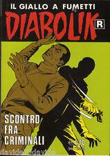 DIABOLIK R N° 521 - 17 NOVEMBRE 2004 - CONDIZIONI OTTIME
