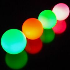 3 x LED Juggling Balls - Fade Effect - Set of 3 Glow Balls - Batteries Included