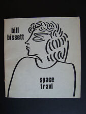 bill bissett   space travl   Air 22-24    1974   Concrete poetry