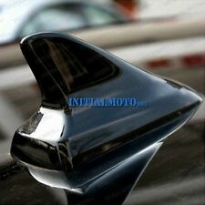 Car SUV Dummy Top Roof Trunk Shark Fin Antenna Aerial Air Decal Sticker Lid Cap