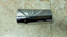 08 Harley Davidson FLHX Street Glide lower fork tube shock cover