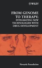 From Genome to Therapy: Integrating New Technologies with Drug Development - No.