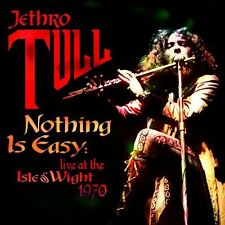 JETHRO TULL - NOTHING IS EASY LIVE AT THE ISLE OF WIGHT 1970 - CD+DVD NEW SEALED