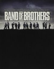 Band of Brothers Mini Series Blu Ray Set HBO TV Scott Grime Tom Hanks WW2 War ""