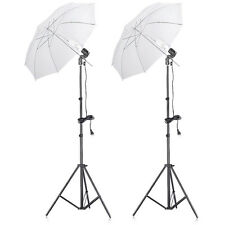 Neewer 400W 5500K Photo Studio Continuous Lighting Umbrellas Kit for Photography