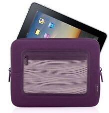 "Belkin Neoprene Sleeve Pouch Case for iPad 1/2/3/4/Air & 10"" Tablet (Purple)"