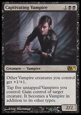 MTG CAPTIVATING VAMPIRE EXC FOIL - VAMPIRO SEDUCENTE FOIL - M11 - MAGIC