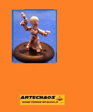 ALIEN PETIT GRIS FEMME Grey alien female with pistol CTHULHU MINIATURE BCB  M89