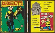 TEX 18 DODGE CITY - AGOSTO 8/1965