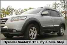 Left Right Lift Side door Step For Hyundai  New SantaFE the style (2009~2012)///