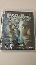 NBA Ballers: Chosen One  (Sony Playstation 3, 2008) Featuring Dwight Howard  New