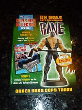 """SUPER HERO COLLECTION SPECIAL """"BANE"""" - DC COMIC FLYER"""