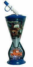 Disney Store Cars Mater Kid's Snow Globe Dome Tumbler