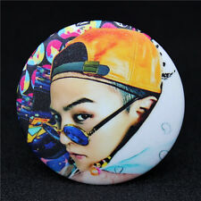 Fashion KPOP BIGBANG G-DRAGON Badge Brooch Chest Pin Souvenir Gift