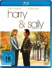 HARRY & SALLY (Billy Crystal, Meg Ryan) Blu-ray Disc NEU+OVP